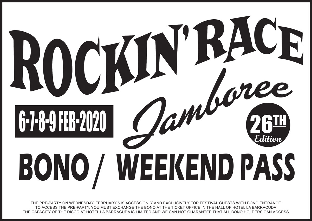 Rockin' Race Jamboree