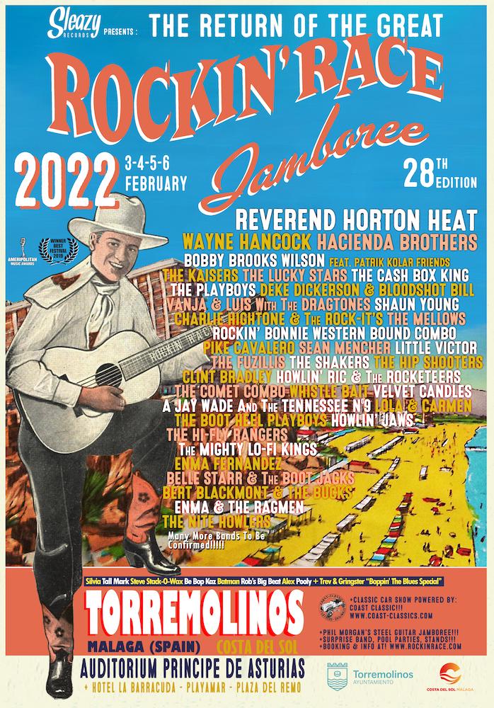 Cartel 28 Rockin' Rarce Jamboree 2022