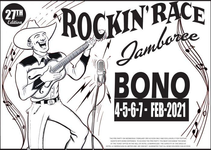 Bono Rockin Race 2021