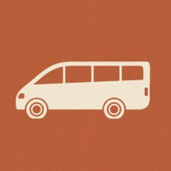 transporte rockin race van